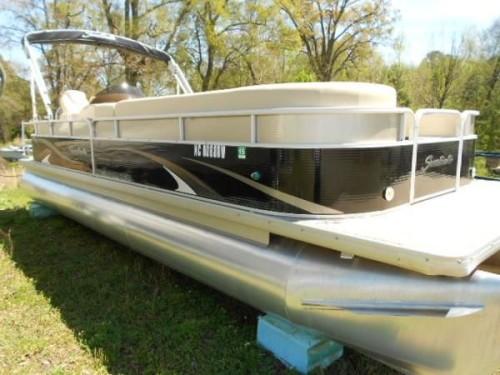 2012 Godfrey Marine Sweetwater 171 Carolina Boat Amp Trailer